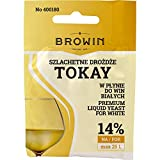 Vloeibare Wijngist - Tokay (Tokaj) 20ml   BROWIN   Gist voor Wijn   Gist   Gist   Wijn maken gist