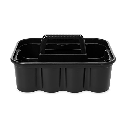 Cheapest Rubbermaid Commercial Deluxe Carry Caddy – Black on Line