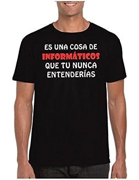 Parent: Camisetas divertidas es una cosa de informaticos que tu nunca entenderias - para hombre camiseta