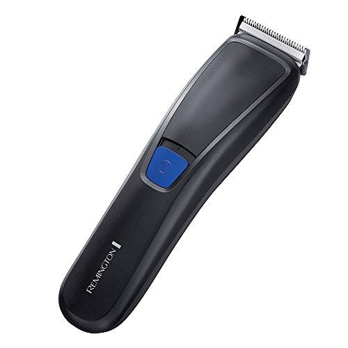 Remington HC5300 PrecisionCut Precision Steel Haarschneider mit AcuAngle Klingen, Netz-Akku, blau/schwarz (Remington-haar-trimmer-klingen)