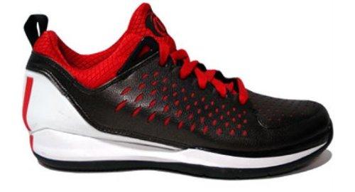 Adidas D Rose 3 Low Basketball G65745 Schwarz, Größe:48;Farbe:schwarz (Schuhe Herren Basketball Edition)