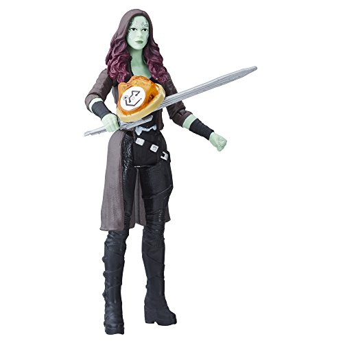 Kostüm Gamora Marvel - Marvel Avengers: Infinity War Gamora with Infinity Stone