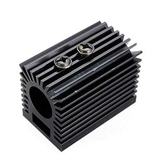 12mm Laser Modul Kühlkörper Halter Halterung Kühlung Kühlkörper CNC Pats