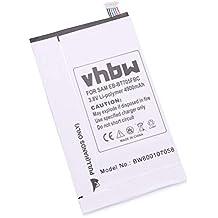 SM-T700//SM-T705 3,8/Volt Li-Ion interner Akku 4900/mAh 18.62/WH Freie /Öffnung Tools UK Ersatzakku f/ür Samsung Galaxy Tab S 21,3/cm Tablet