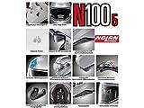 Nolan N100-5 Consistency N-Com Klapphelm L (60) Schwarz/Grau