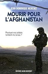Mourir pour l'Afghanistan