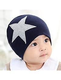 Myzixuan Unisex de Sombrero Invierno 0-12 Meses del bebé Caliente Casquillo  del bebé neumático 823cc001c21