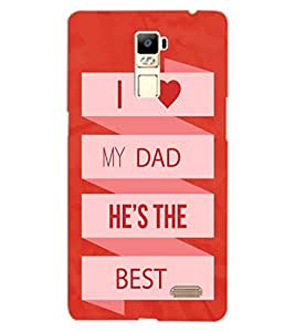 ColourCraft Quote Design Back Case Cover for OPPO R7