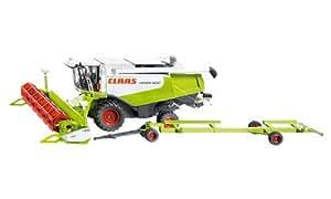 Siku - 4253 - Véhicule sans piles  -  Moissonneuse Claas Lexion 600 - 1,32ème -métal