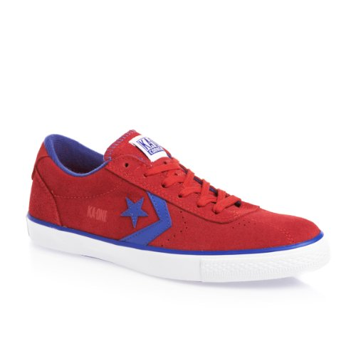 Converse Kenny Anderson One Ox Suede, Baskets mode homme Rouge