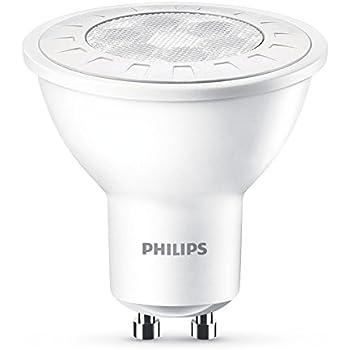 Philips Bombilla 8718696484029 Foco LED, 6,5 W/65 W, casquillo GU10