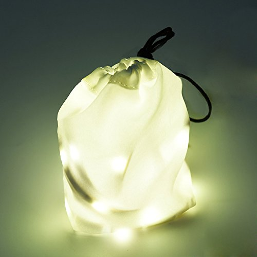 USB tragbar LED Lichtschlauch für einfache Camping, Wandern, Sicherheit, Notfall Beleuchtung –, 5-pin Tandem Line als LED Beleuchtung wasserdicht Wild Überraschung., Cold white (Camp Lichter String)