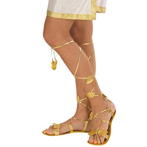 Juego para: griegos, romanos, egipcios, DEA, hadas, RENACIMIENTO. ONE SIZE 38-39. MEDIDAS PARA MÃS LARGO DEL PIE en el frente.