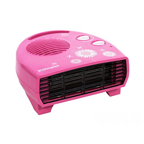 41MpUZfmiEL. SS500  - Dimplex Daisy 2 KW Flat Electric Fan Heater & Cooler