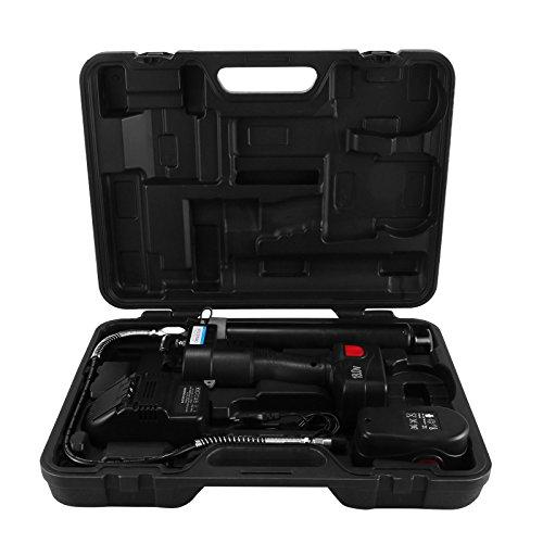 BuoQua 18V Batteria Pistola Grasso Cordless Pistola Grasson Gun Per Officina Garage Il Utile Strumenti A Casa O Lavoro