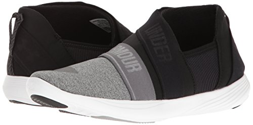 Under Armour Street Prec Slip On Damen Sneaker Grau - 6