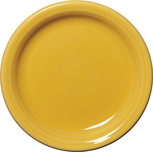 Fiestaware Sunflower Appetizer Plate 1461320 by Unknown Fiestaware