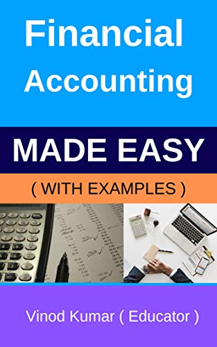 Financial Accounting eBook (English Edition) eBook: Vinod Kumar ...