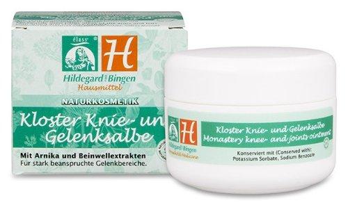 Hildegard von Bingen Hausmittel Kloster Knie- und Gelenksalbe, 1er Pack (1 x 100 ml)