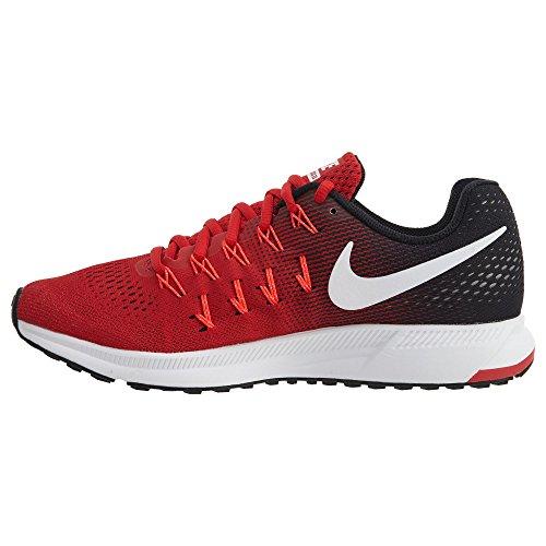 Pegasus Laufschuhe Zoom Black Herren Red University 33 Air White Nike tB4wc