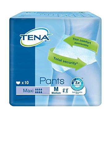 Pack 4Sachets de Tena Pants M Maxi