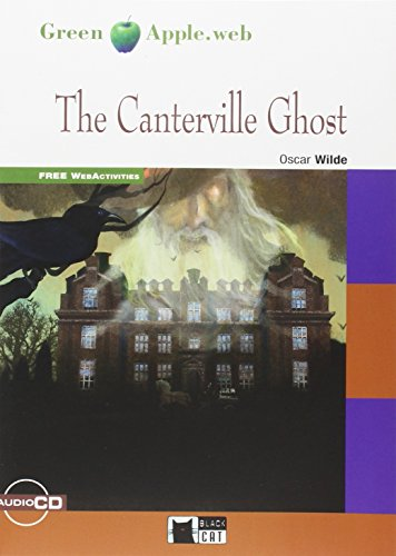 The canterville ghost+cd (green apple) fw (Black Cat. Green Apple)