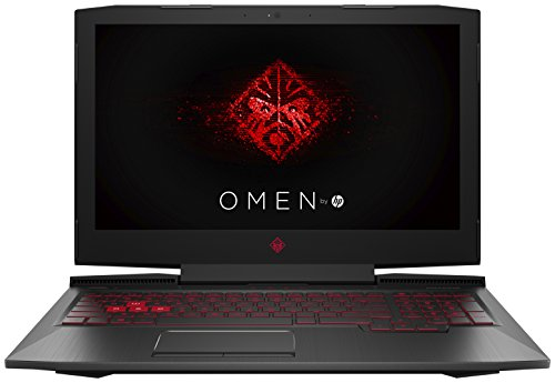 HP Omen 15-ce072tx 2017 Newest 15.6-Inch Full HD (1080p) High-Performance Gaming Laptop (7th Gen Intel i7 Processor/1TB HDD+128GB SSD/FHD 1920 x 1080 IPS Display/16GB RAM/NVIDIA GTX 1050Ti 4GB/VR Ready/Win10)