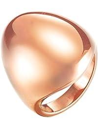 Esprit Damen Fingerring Edelstahl Rosegold ESRG12810C