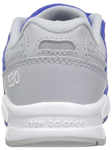 New Balance Unisex-Kinder 530 Ausbilder Blau / Grau