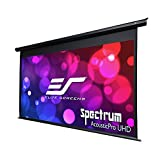 Best Elite Projection screens - Elite Screens 100 Inch 16:9 Spectrum Acoustic Series Review