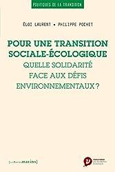 Pour une transition sociale-écologique : Quelle solidarité face aux défis environnementaux ?