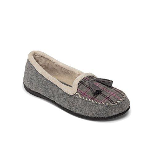 Le Foulard Donne Pantofole Per Grigio P4wqAxZ8