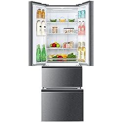 Haier HB 14 FMAA Réfrigérateur 382 liters Classe: 618248 Aluminium