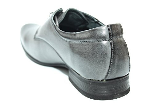 Homme Garçon Habillé Bureau Travail Smart à lacets gris Chaussures Taille UK 6789101112 Gris