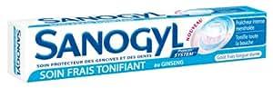 Sanogyl - R940067 - Dentifrices - Soin Frais Tonifiant - 75ml