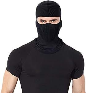 Prime Box Black Full Face Mask Helmet Types Full Face Cover For Bikers
