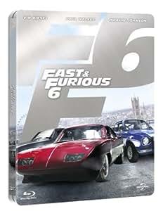 Fast & furious 6(steelbook) [(steelbook)] [Import italien]