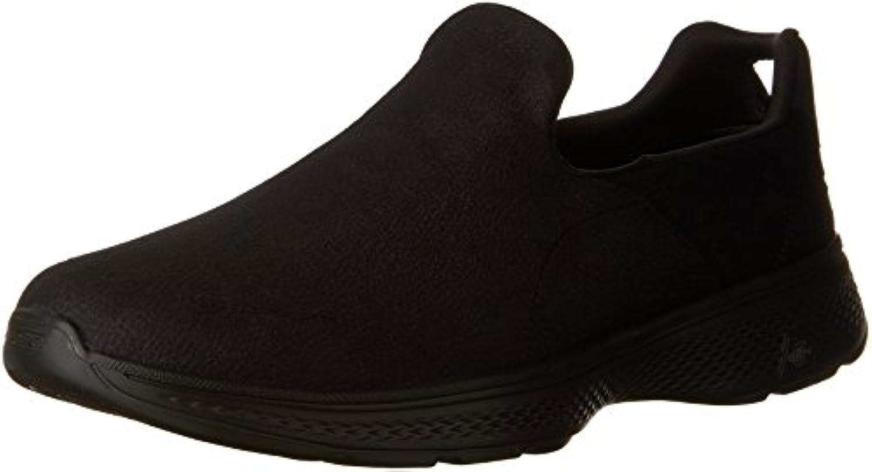 Skechers Schuhe  Go Walk 4 Remarkable Schwarz Größe: 44.5