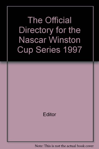 the-official-directory-for-the-nascar-winston-cup-series-1997