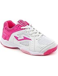 SPORTIME2 , Chaussures spécial Tennis pour Fille Blanc d50b17d75678