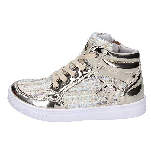 Enrico Coveri Sneakers Baby Mädchen Textil beige 29 EU