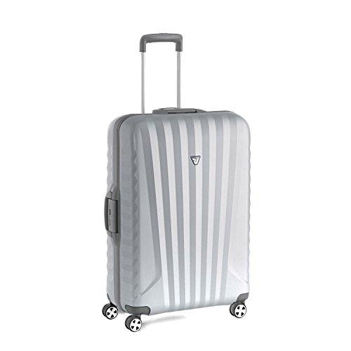 RONCATO - Roncato Uno Sl Premium Trolley Medio Grigio/Silver - 51420225
