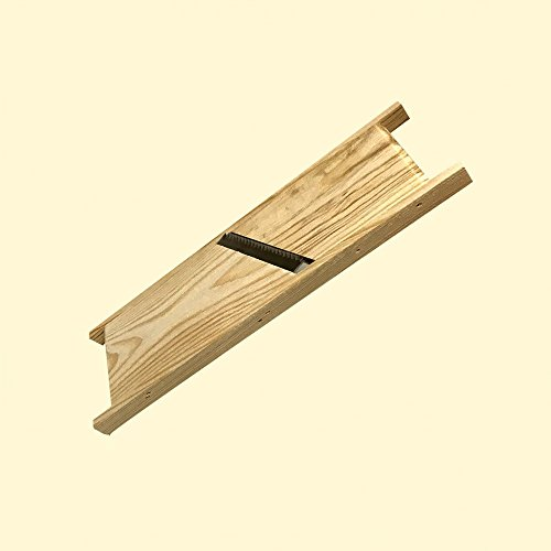 Karottenreibe 27x7x1,3 aus Holz