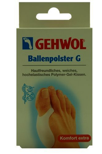 Gehwol 1026900 Ballenpolster Polymer-Gel-Kissen, 1er preisvergleich