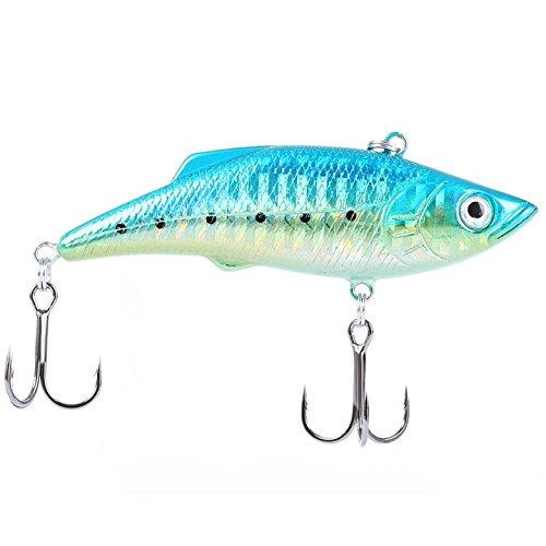 yooyoo-outdoor-4-colori-pesce-esche-artificiali-crankbait-tackle-pesca-lure-con-gancio-color-bule