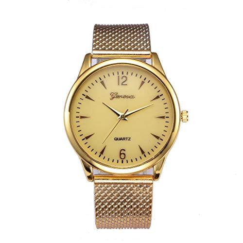 Zariavo watches for man, orologio al quarzo design retrò da uomo con fascia in maglia milanese, perfetto per la festa del papà !!!!