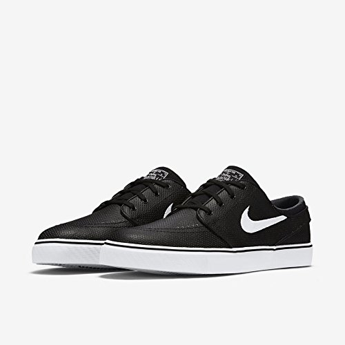 Nike Zoom Stefan Janoski L, Chaussures de Skate Homme, Varios black white wolf grey 013