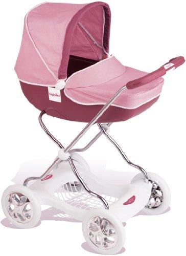 Smoby pico 7600021982 - carrozzina shara inglesina rosa
