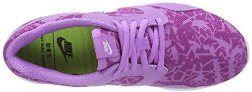Nike Kaishi Print Damen Sneakers Violett (Fuchsia Glow/White-Fuchsia Flash)