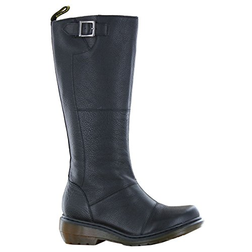 Dr Martens Moll Viola Femme Boots Noir